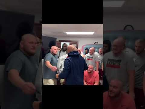 Brooke Taylor - Football Team Shaves Heads In Solidarity With Coach Fighting Cancer
