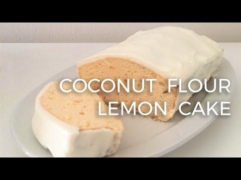 keto-coconut-flour-lemon-cake