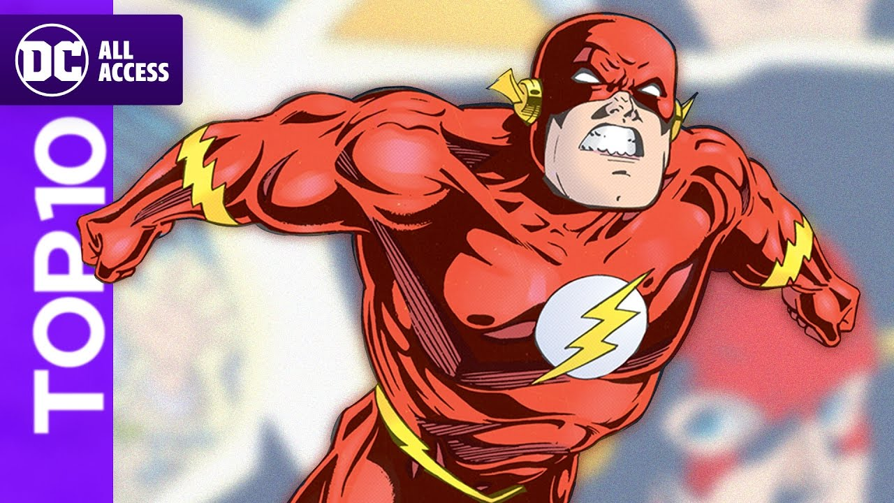 Top 10 wally west flash moments youtube top 10 wally west flash moments altavistaventures Choice Image