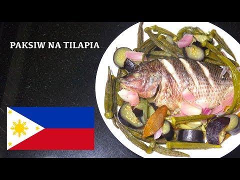 Paksiw Tilapia - Filipino Fish - Tagalog - Pinoy Food - Paksiw Na Isda