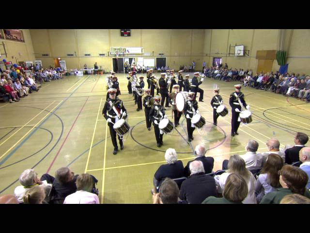 KBBT 2016 - The Surbiton RBL Youth Marching Band