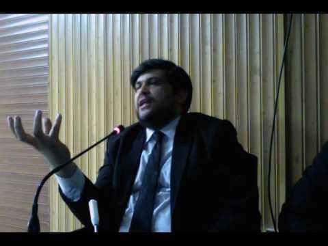 LBA Lecture: Murder Trial by Farhad Ali Shah AHC 1/3