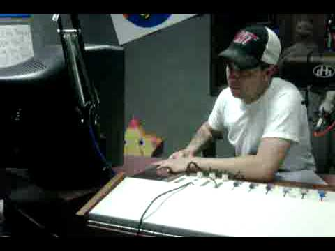 Day 36 Night Kiss 96.9 Amarillo Radio Interview Part 2