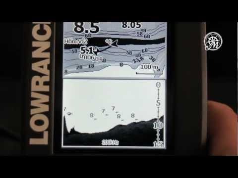 Teszt Lowrance Mark-4 - Maritime hajósbolt