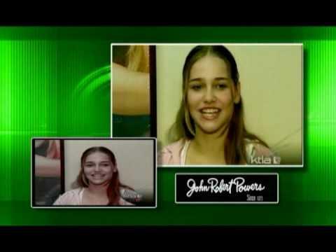 Fox 5 News Report On John Robert Powers Acting Modeling Singing Dancing Youtube
