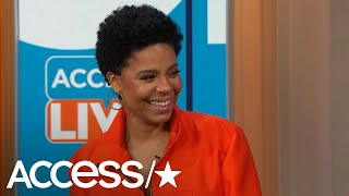 'Nappily Ever After': Sanaa Lathan Talks Empowering Women & That Intense Head-Shaving Scene | Access
