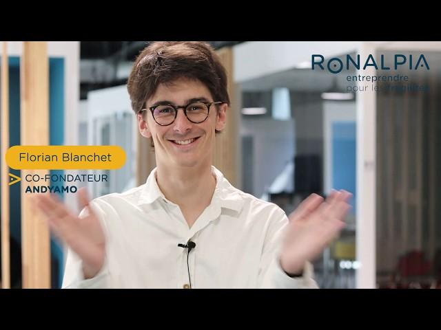 Ronalpia - Regards d'intrépides #2  - Florian Blanchet de Andyamo