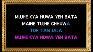 Maine Tujhe Chhua - Karaoke (With Female Voice) - Justice Chaudhury - Kishore Kumar & Asha Bhosle