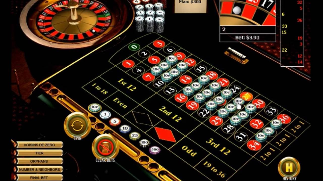 Online Roulette Betting Strategy