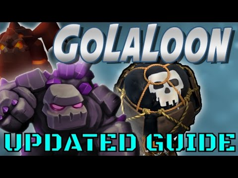 Clash Of Clans : Th9 AIR STRATEGY / GOLALOON GUIDE (updated!!)