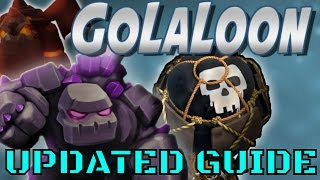 Clash Of Clans : Th9 AIR STRATEGY / GOLALOON GUIDE (updated!!) thumbnail