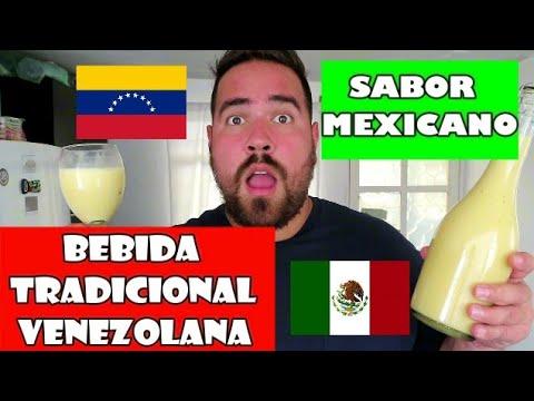 BEBIDA VENEZOLANA CON SABOR DE MEXICO