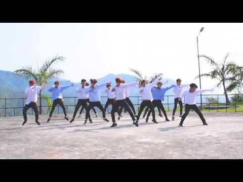 SEVENTEEN - DON'T WANNA CRY (dance cover by THE TREND)