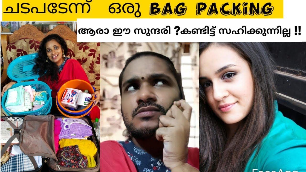 Bag packing vlog 9