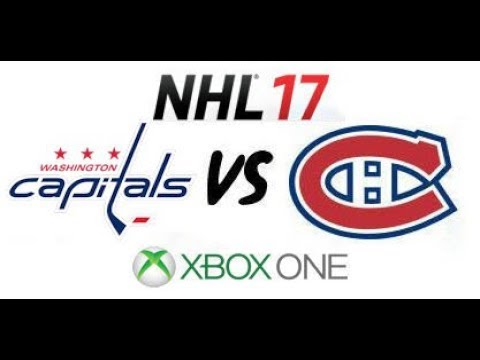 NHL 17 - Washington Capitals vs Montreal Canadiens - Eastern Conference Finals Game 5