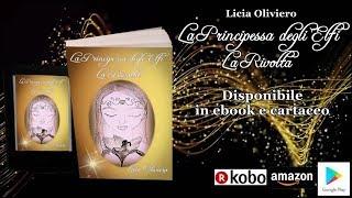 La Principessa degli Elfi - La Rivolta (vol.2) | Booktrailer