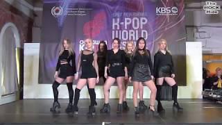CLC – No dance cover by x.east [K-POP World Festival 2019 (20.04.2019)]