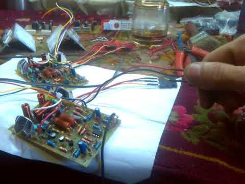 Modificare module audio quad 405