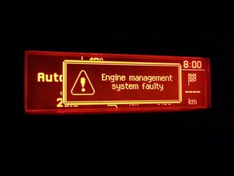 engine management system faulty