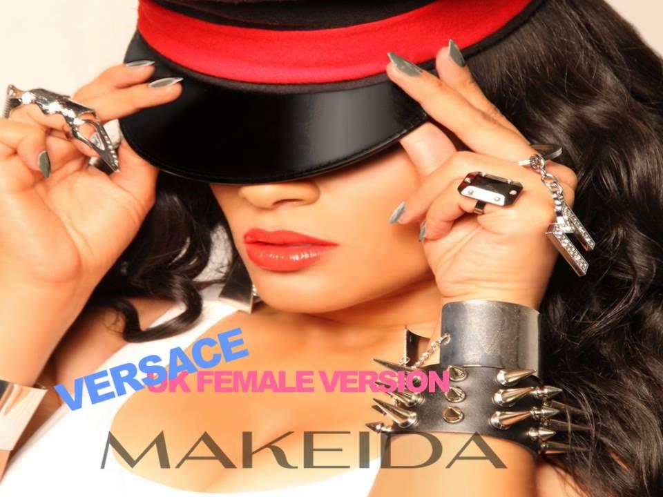 Versace - Clean Version - Makeida ft. Drake, Meek Mill & Tyga
