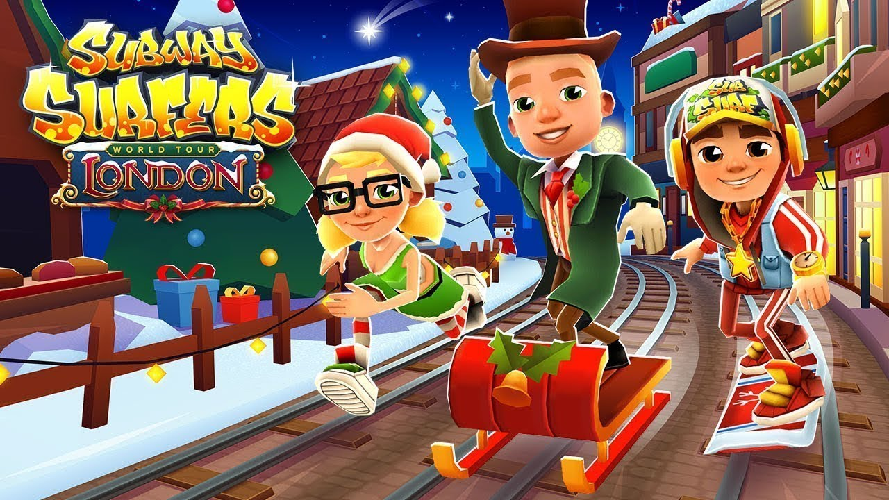 apk hack subway surfers london