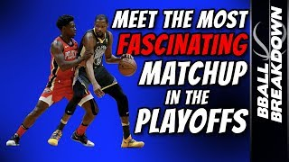 Meet The Most FASCINATING MATCHUP In The NBA Playoffs