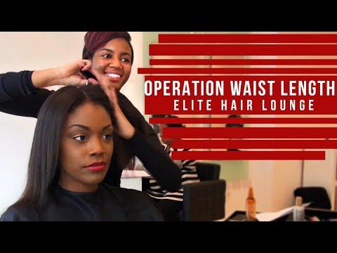 OWL :: Operation Waist Length W/ Elite Hair Lounge - Length Check