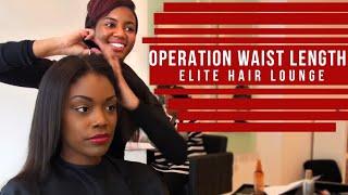 OWL :: Operation Waist Length w/ Elite Hair Lounge - Year 1 Length Check