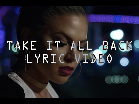 JOEY - Take It All Back (Lyric Video)