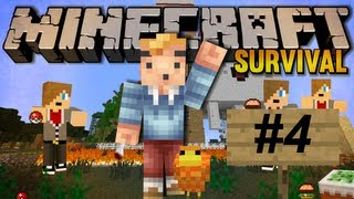 Minecraft Survival Deel 4 - /watch?v=kr8-E8may2Y