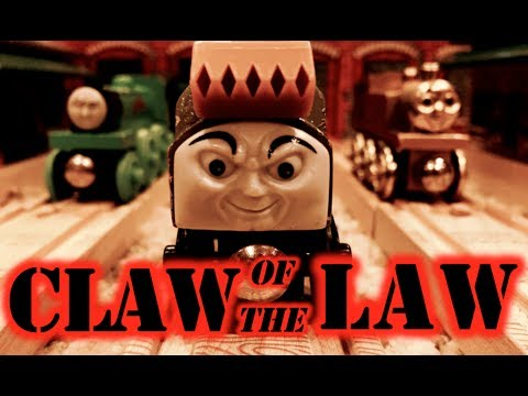 Claw of the Law | Thomas & Friends Wooden Railway Adventures Full Movie (2015)