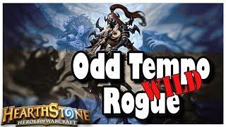 Odd tempo Rogue | Wild format - January 2019