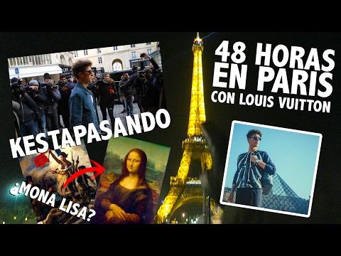 48 HORAS EN PARÍS CON LOUIS VUITTON / Juanpa Zurita