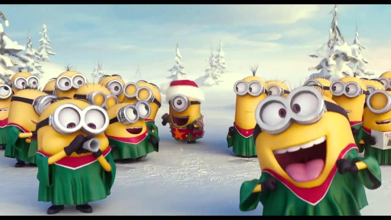 Minions Weihnachten