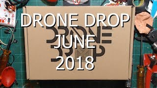 DRONE DROP BOX JUNE 2018