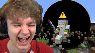 Download lagu Minecraft's Black Hole Mod Is Very Funny