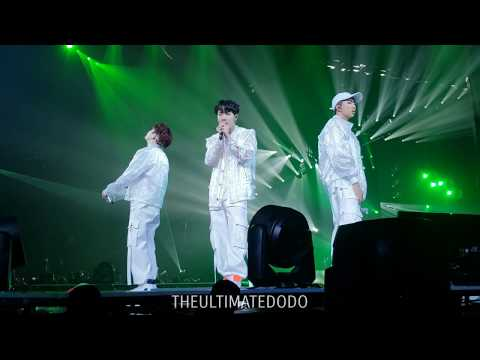 180906 Outro: Tear @ BTS 방탄소년단 Love Yourself Tour in LA Fancam 직캠