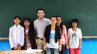 Eye for education: Pair of Americans help provide glasses to China's rural students