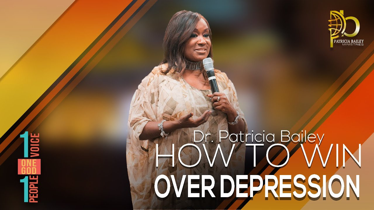 HOW TO WIN OVER DEPRESSION - YouTube