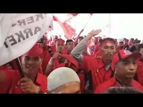 Tolak PHK Sepihak | Demo aksi damai SPHS | Mulai memanas Mp3