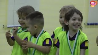 Детский футбол. 1 МЕСТО!! Футбольные соревнования для детей.