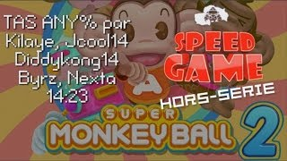 Speed Game Hors-série TAS Super Monkey Ball 2