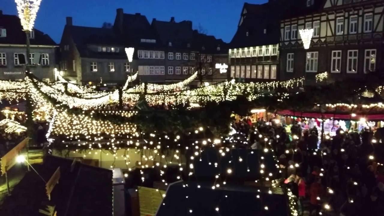 Goslar Weihnachtsmarkt.Weihnachtsmarkt In Goslar 2016