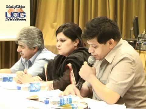 ORE Dialogue Forum at University of Gujrat (part-2/2)