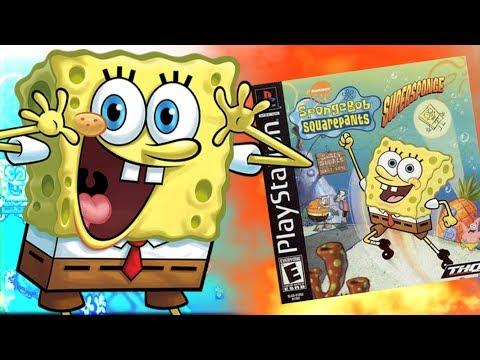 SpongeBob SquarePants: SuperSponge - C&B Corp