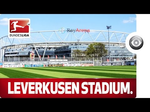 The Home of Bayer 04 Leverkusen - An Engineering Masterpiece
