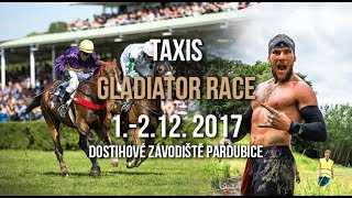 Taxis Gladiator Race 2017 official