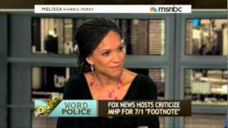 Melissa Harris-Perry Responds To The Fox News Word Police