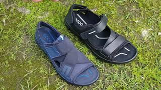 Обзор. Мужские сандалии ECCO INTRINSIC