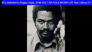 JOHN HOLT TRIBUTE - 1 Hour of The Reggae Icon